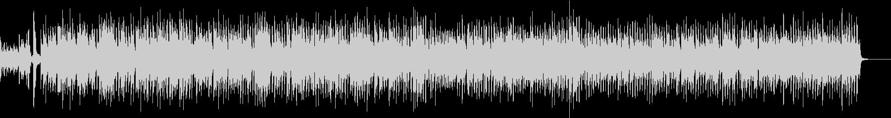 ジ・エンターテイナー/ジャズバンドの未再生の波形