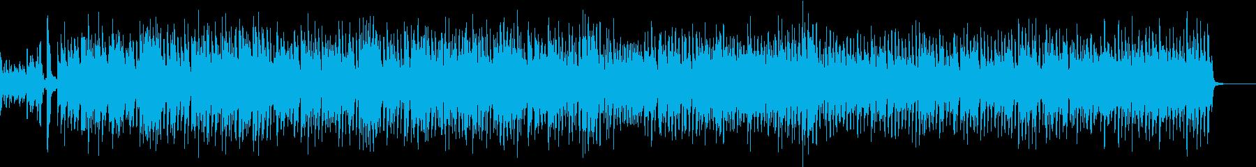 ジ・エンターテイナー/ジャズバンドの再生済みの波形