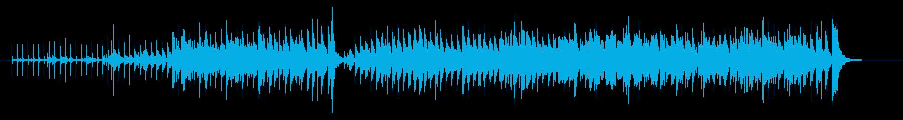 木星(ジュピター)ジャズアレンジの再生済みの波形