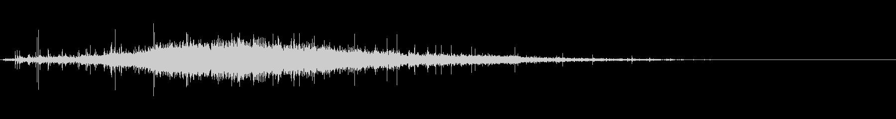 歓声2 (パチパチ…ワオッ!パチパチパ…の未再生の波形