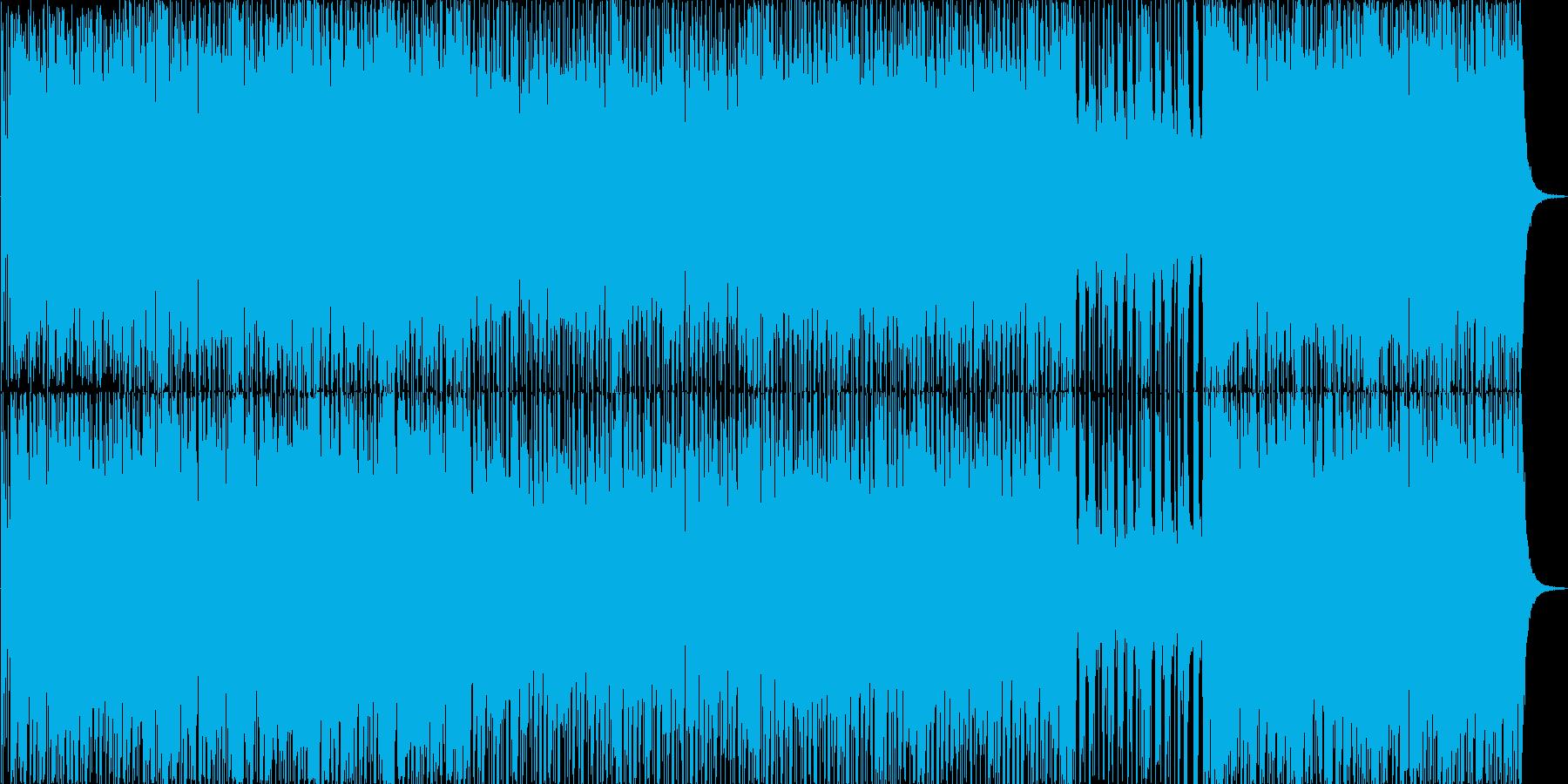 南国(日本)風ボーナスステージBGMの再生済みの波形