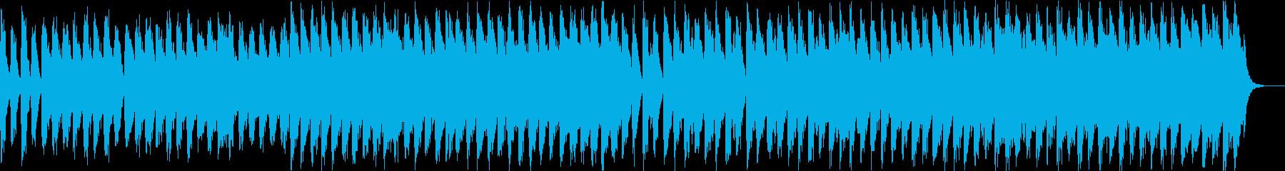 幻想的なワルツをエリックサティ風にしたの再生済みの波形