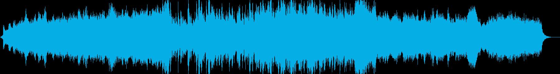 歴史物/ドラマ/SPRG/OP/PVの再生済みの波形