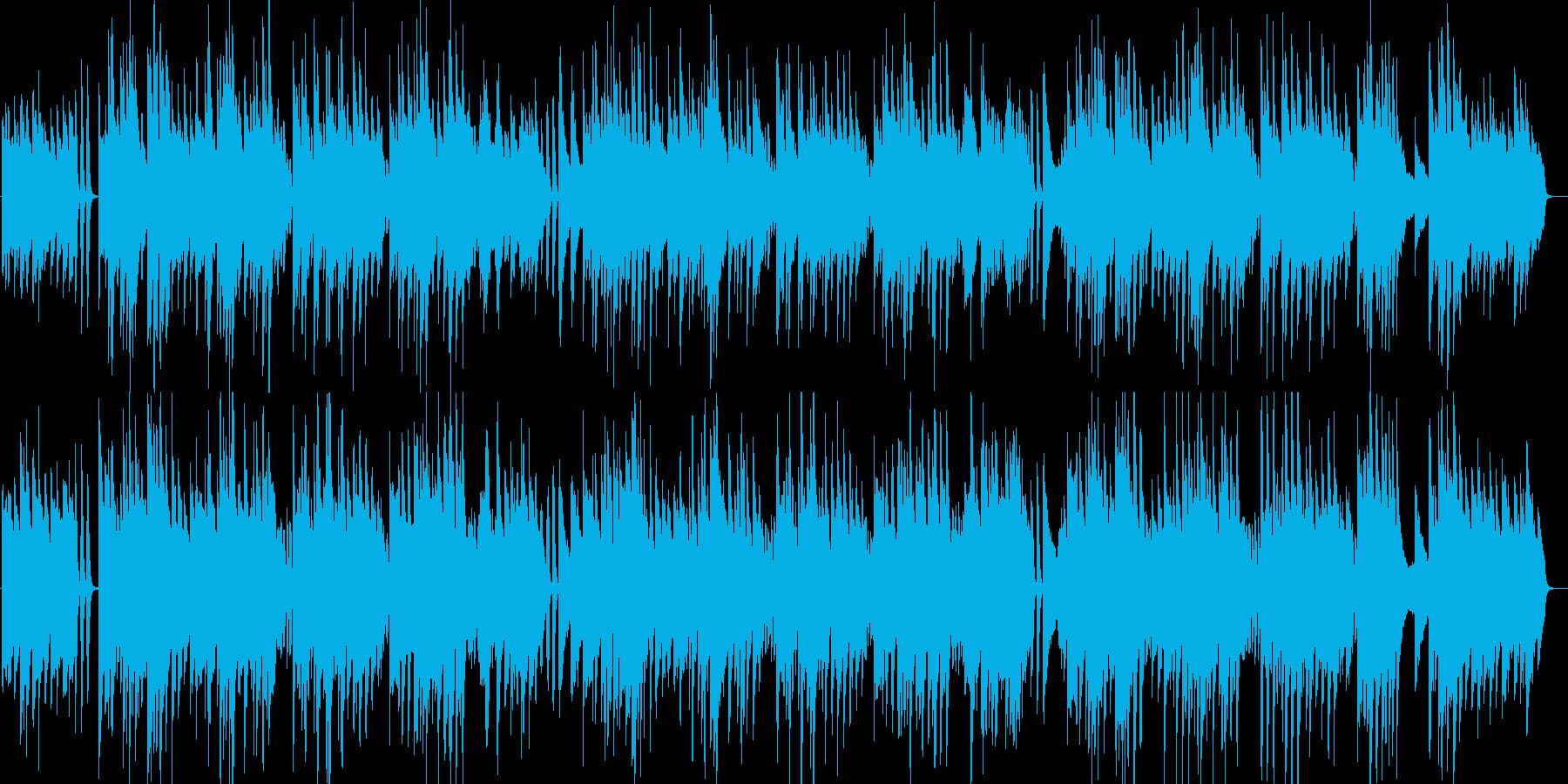 花・童謡・滝廉太郎・伴奏・琴・和風の再生済みの波形