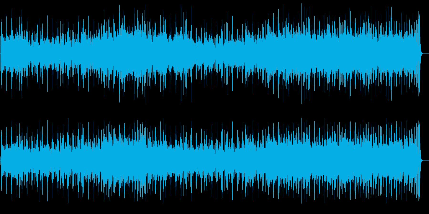 ピアノのライト・ポップス(フルサイズ)の再生済みの波形