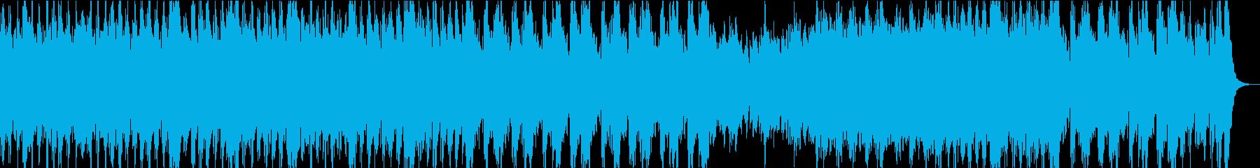 和風オーケストラ日本の祭⑤弦楽と太鼓のみの再生済みの波形