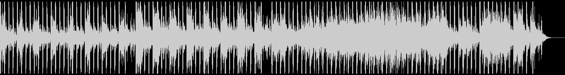 ゲーム、不規則ピアノメロディ、フルverの未再生の波形