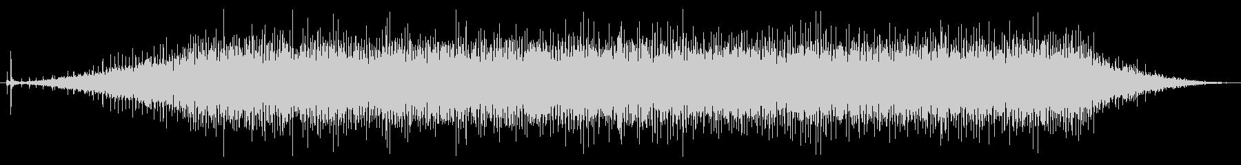 映写機01-3の未再生の波形