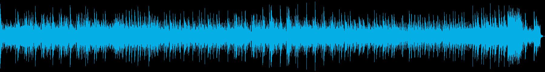 8bit 冒険の旅へ ファンタジーBGMの再生済みの波形
