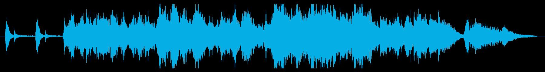 劇伴風 温かみのある穏やかなチェロ曲ですの再生済みの波形