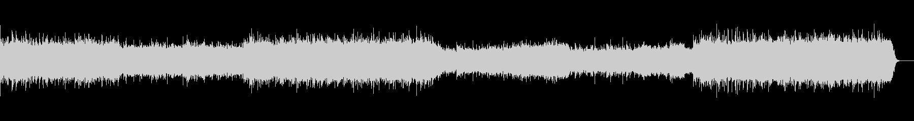 歌劇「ローエングリン」第3幕への前奏曲の未再生の波形