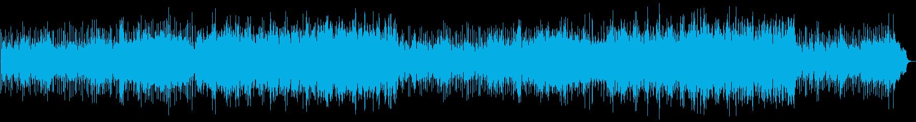 キラキラした音色がかわいいポップスの再生済みの波形