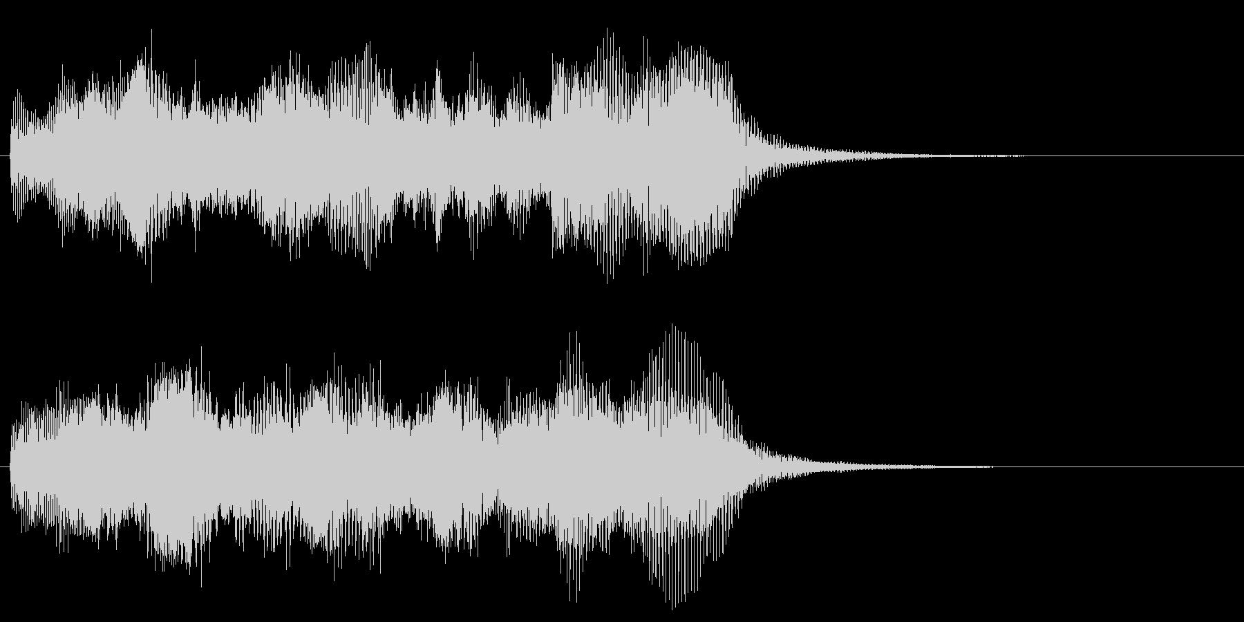 クリア ソフト版 レベルアップ 宿 達成の未再生の波形