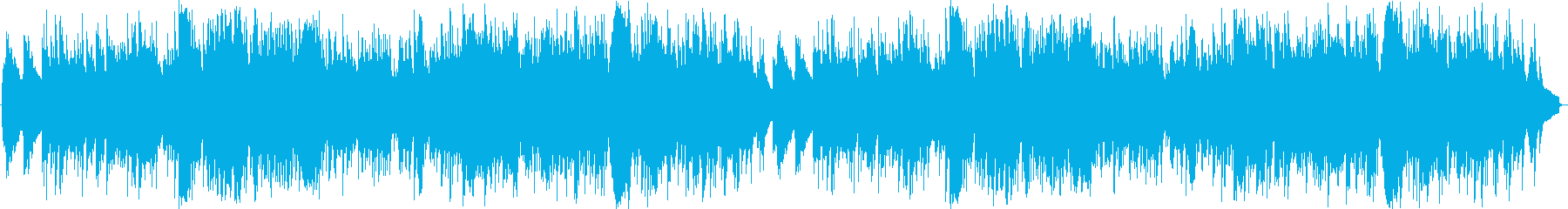 夕陽見ながら まったり生アコーディオンの再生済みの波形