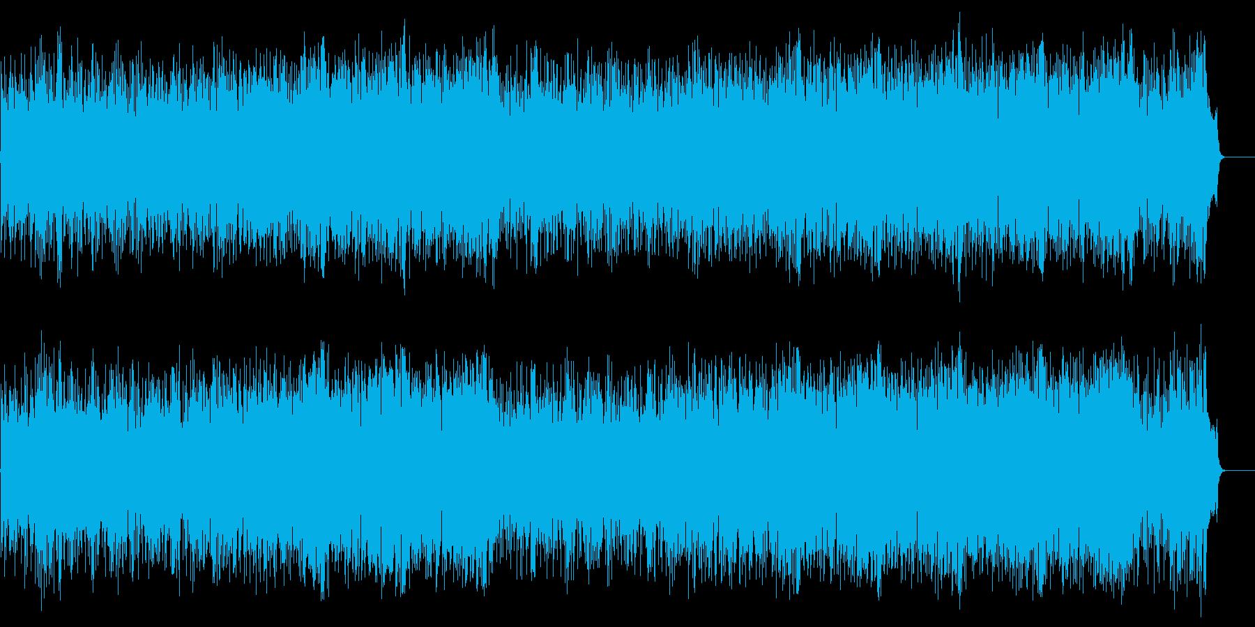 希望に満ちたポップス(フルサイズ)の再生済みの波形