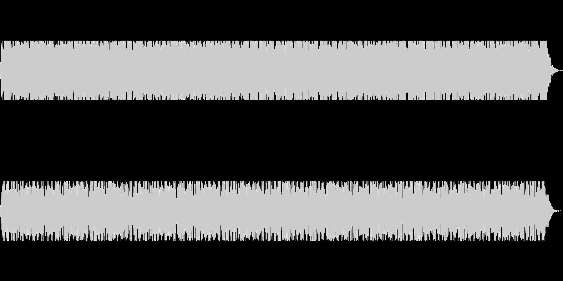 【サイレン01-3】の未再生の波形