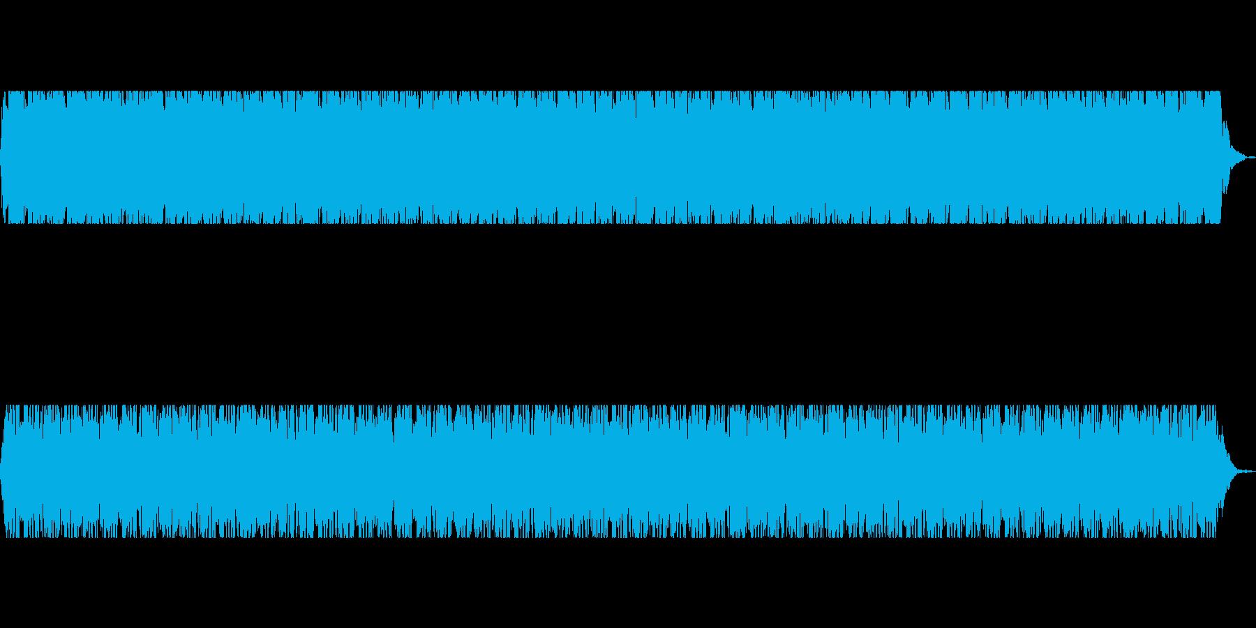 【サイレン01-3】の再生済みの波形