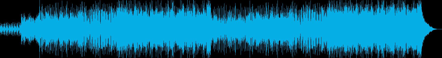 明るく爽やかなオーケストラポップ-08の再生済みの波形
