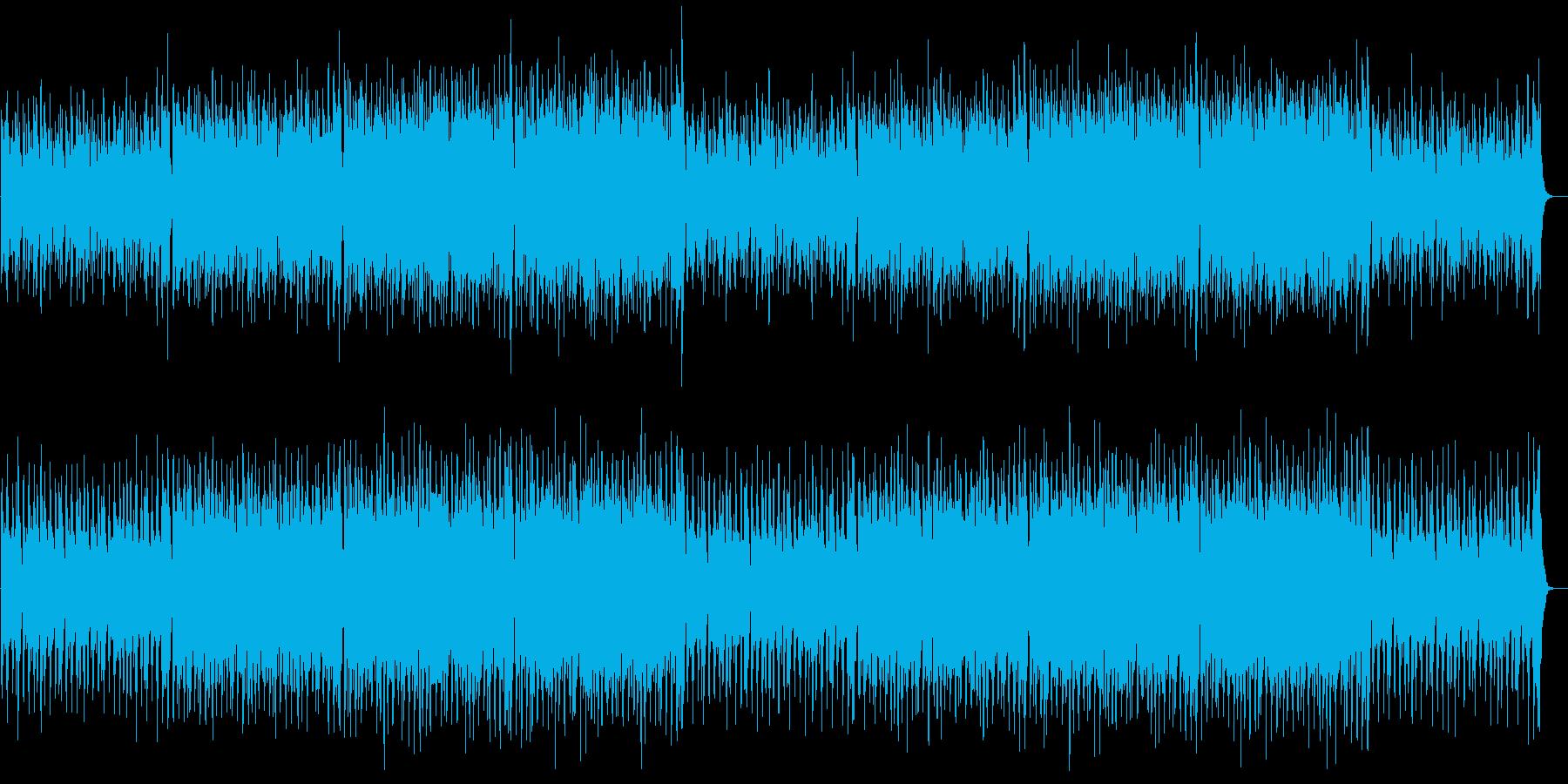 ケルトの笛が印象的な素朴で古風な舞曲の再生済みの波形