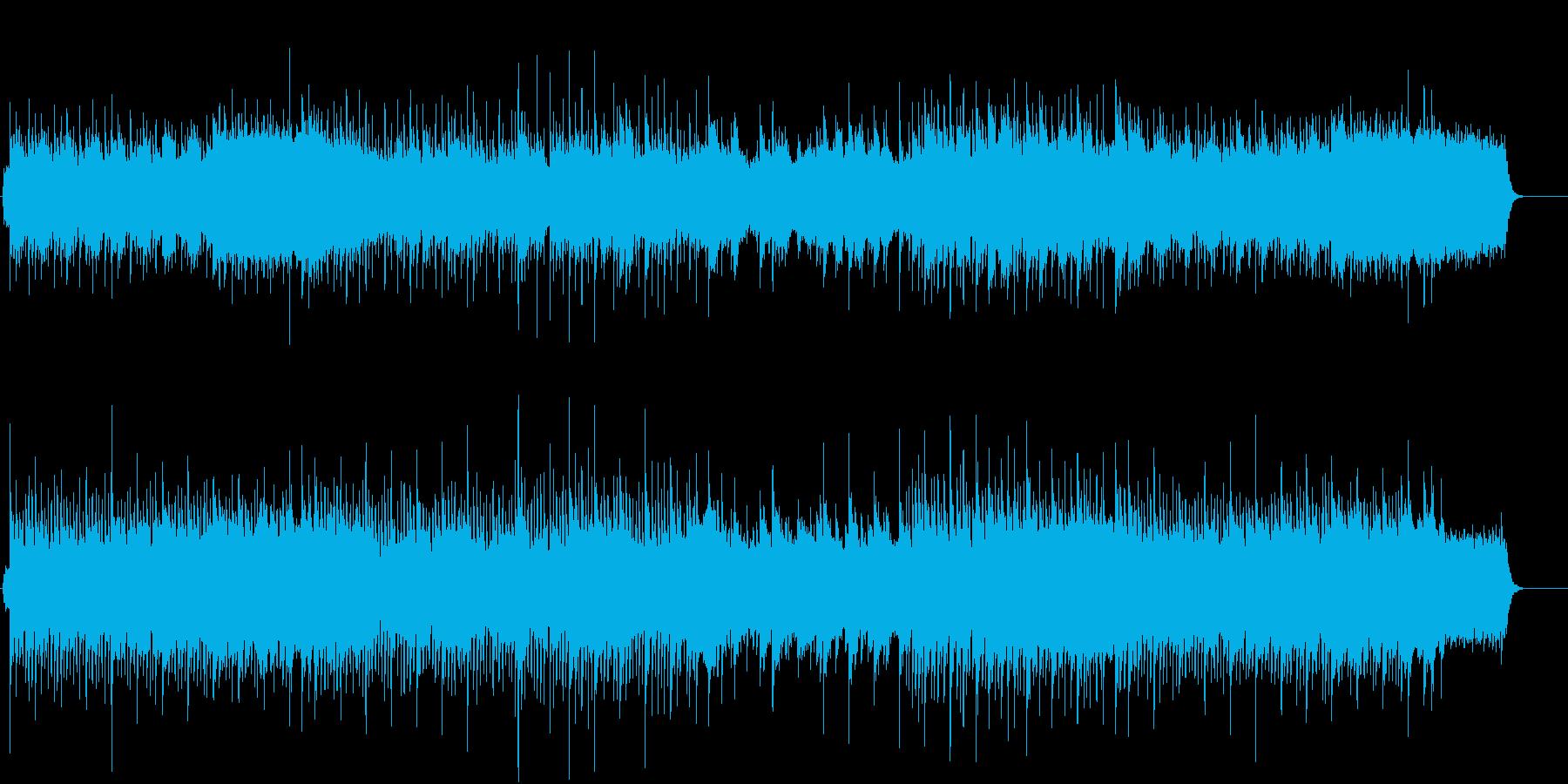 青春の応援歌をイメージした曲です。ピア…の再生済みの波形