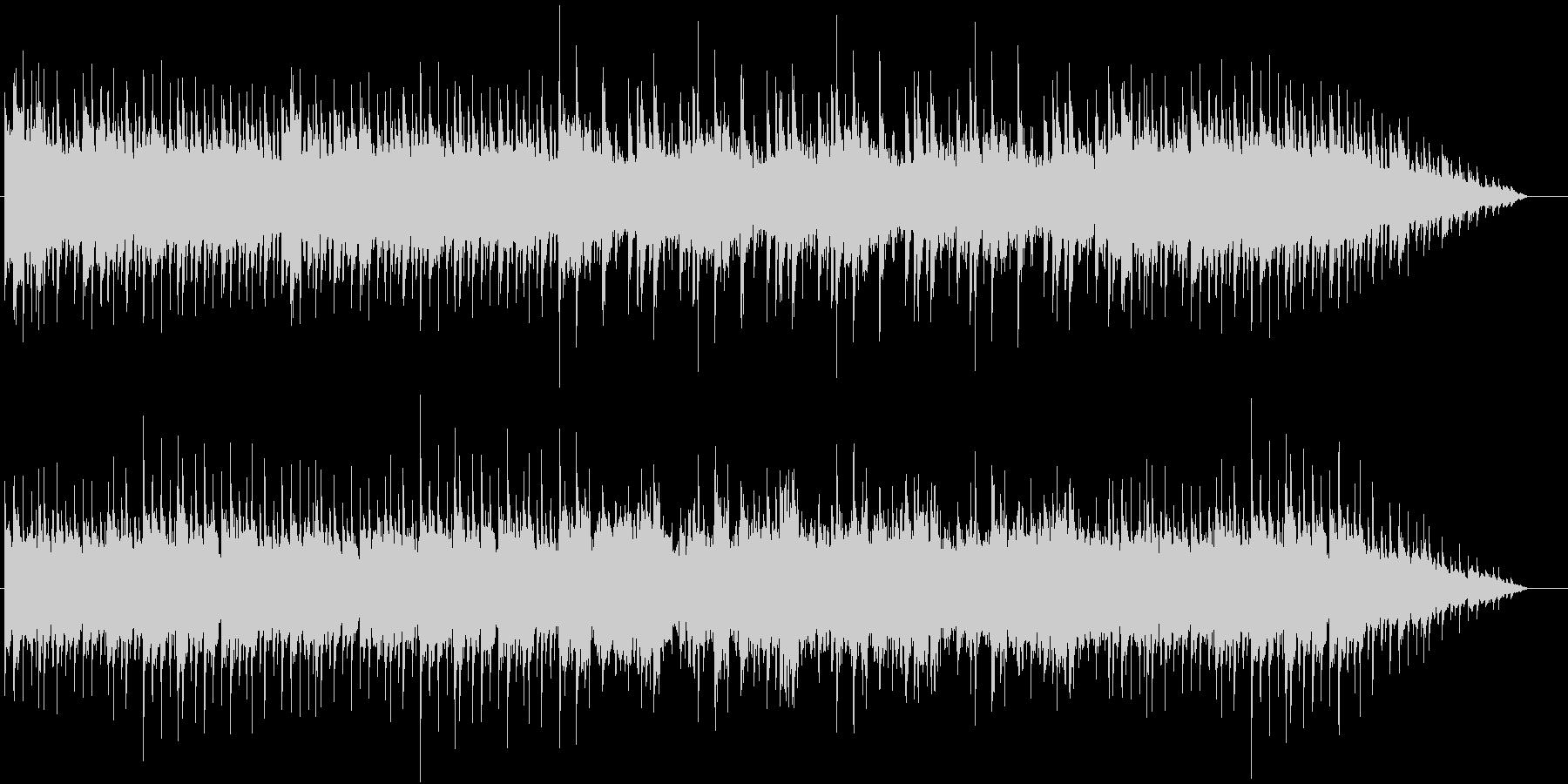 134bpm、E-Maj、16ビートの未再生の波形