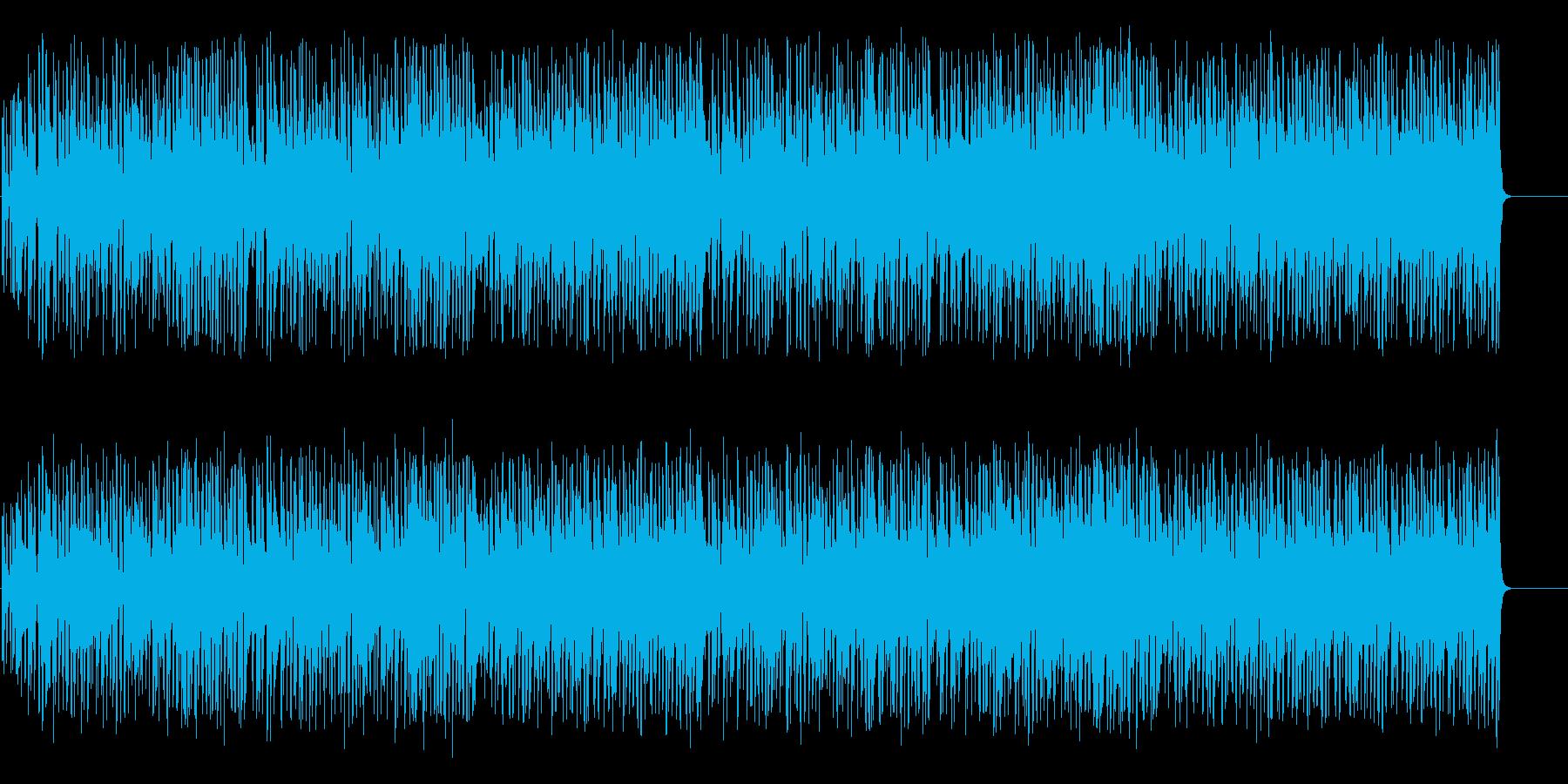 大人のリラックスしたジャズ/ラテンの再生済みの波形