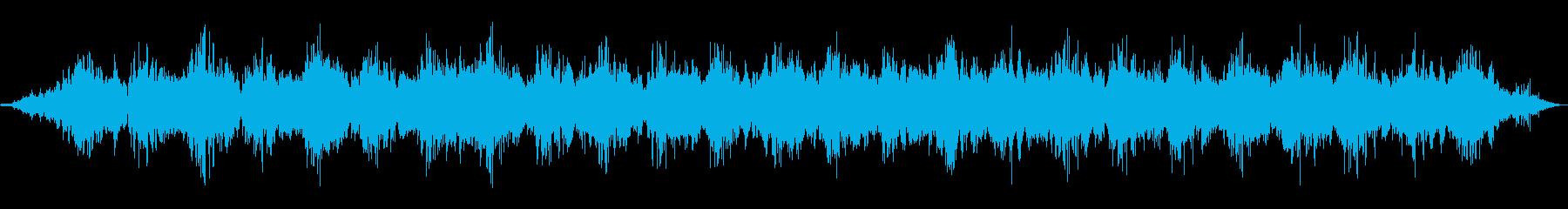 テレポーテーションや転送時のイメージの再生済みの波形