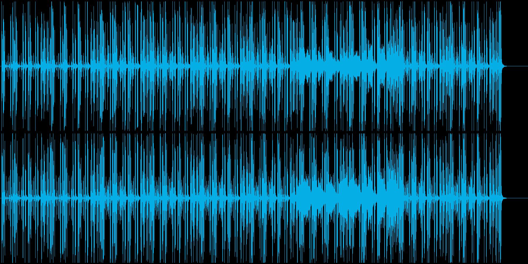 かわいい感じのJazz,Funkの再生済みの波形
