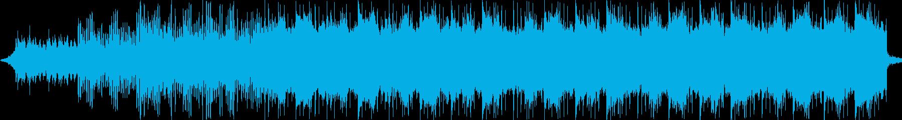 ゆったりしてる時にオススメ!の再生済みの波形