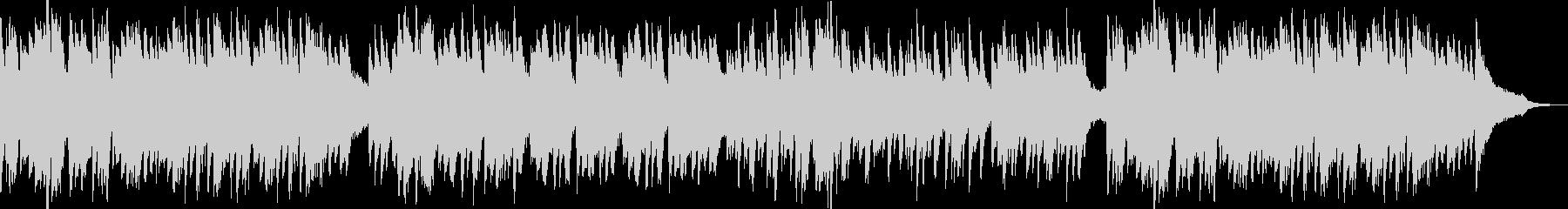 感動的なシーンのBGMに使えるピアノ曲の未再生の波形
