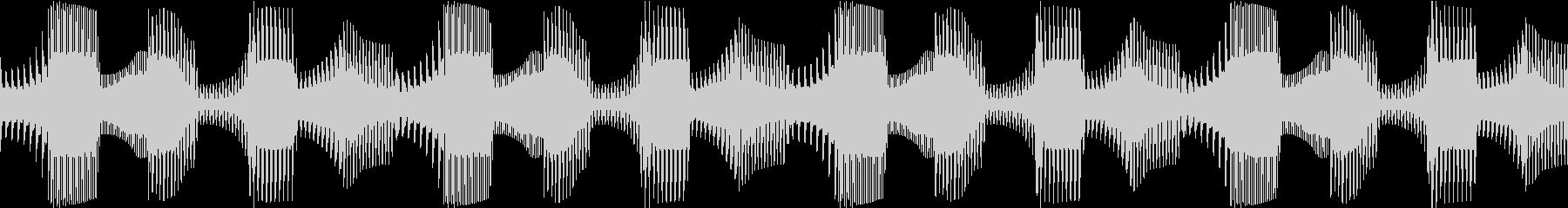 Techno ベース 5 音楽制作用の未再生の波形