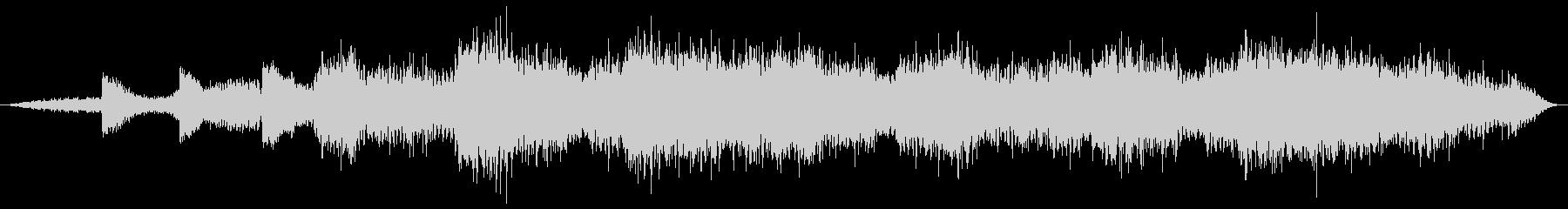戦場イメージの効果音(タイプC)の未再生の波形