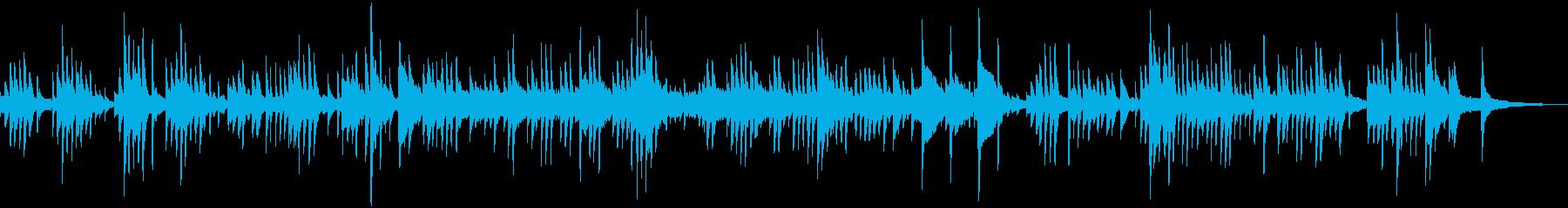 静かで神秘的なイメージBGMです。メデ…の再生済みの波形