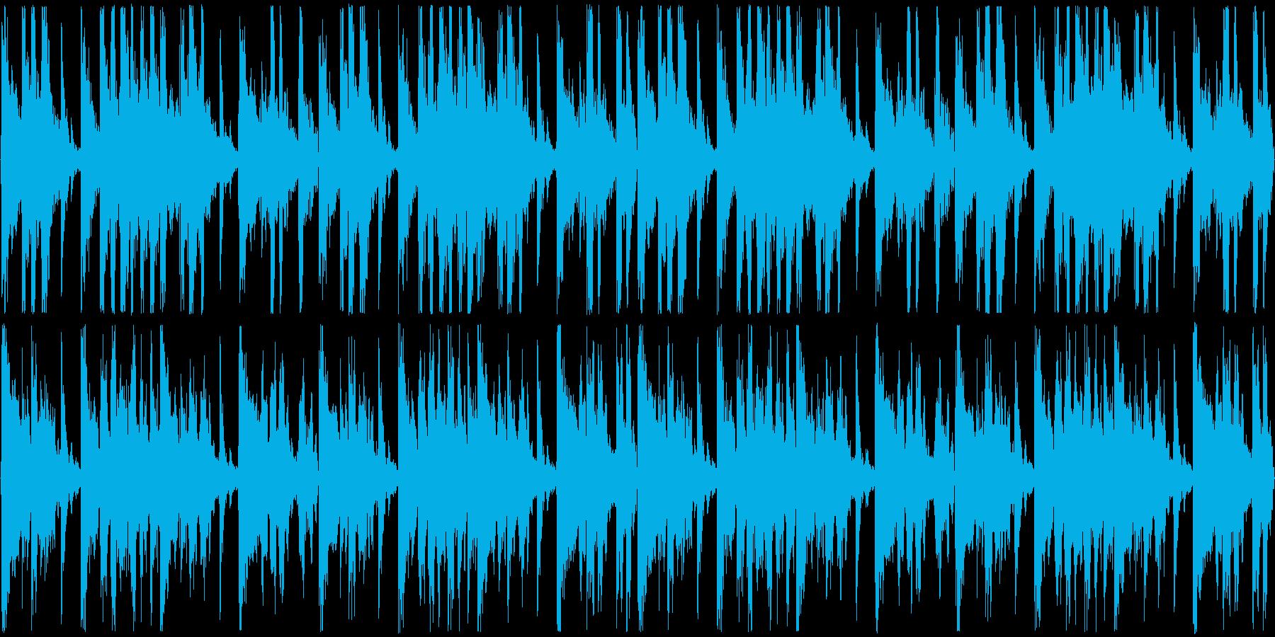 【ストリングス/ポップス】の再生済みの波形