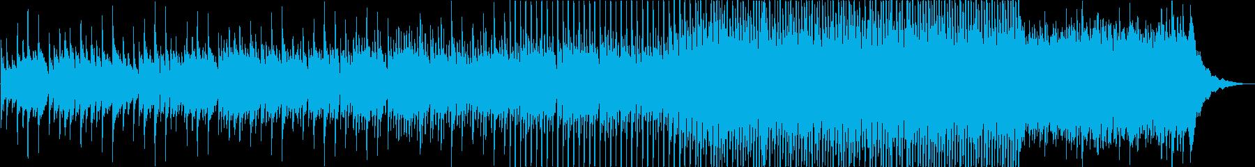 ボナペティな雰囲気のアコギインストの再生済みの波形