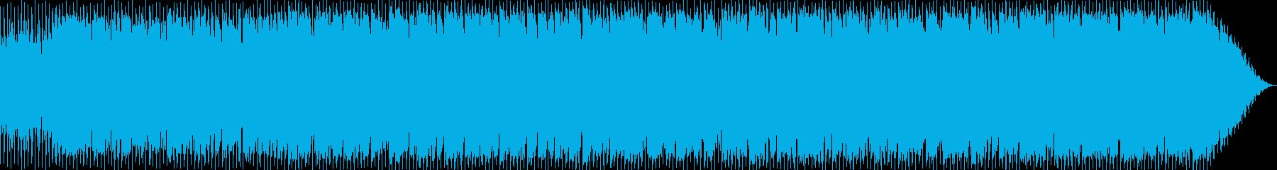 カントリーミュージック的な素朴な1曲の再生済みの波形