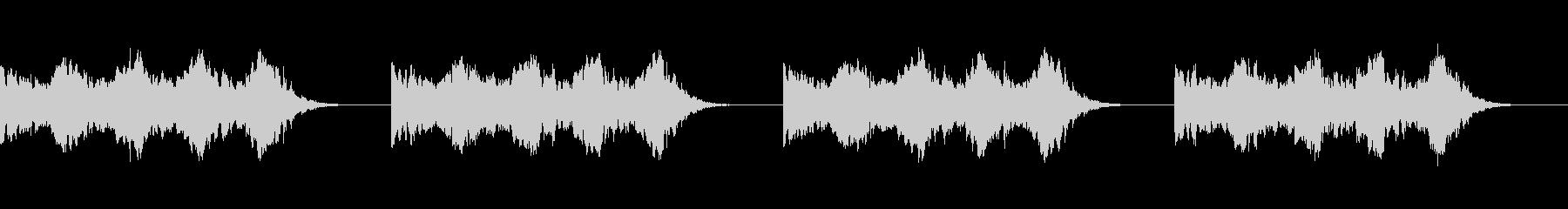 【アラーム01-2L】の未再生の波形