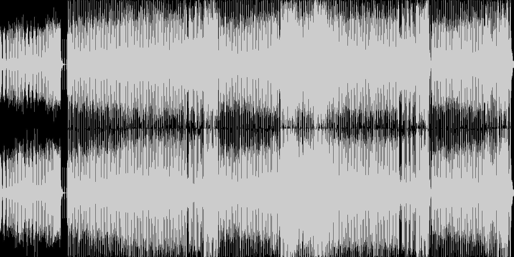 ウィリアム・テル/ポップアレンジの未再生の波形