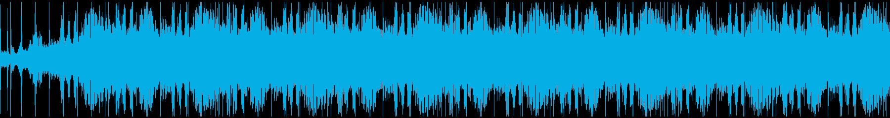 【アツく激しく/メタル/パンク/ギター】の再生済みの波形