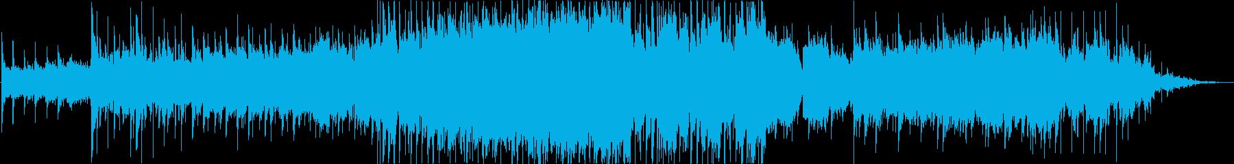 シェナンドー(アメリカ民謡)のアレンジの再生済みの波形