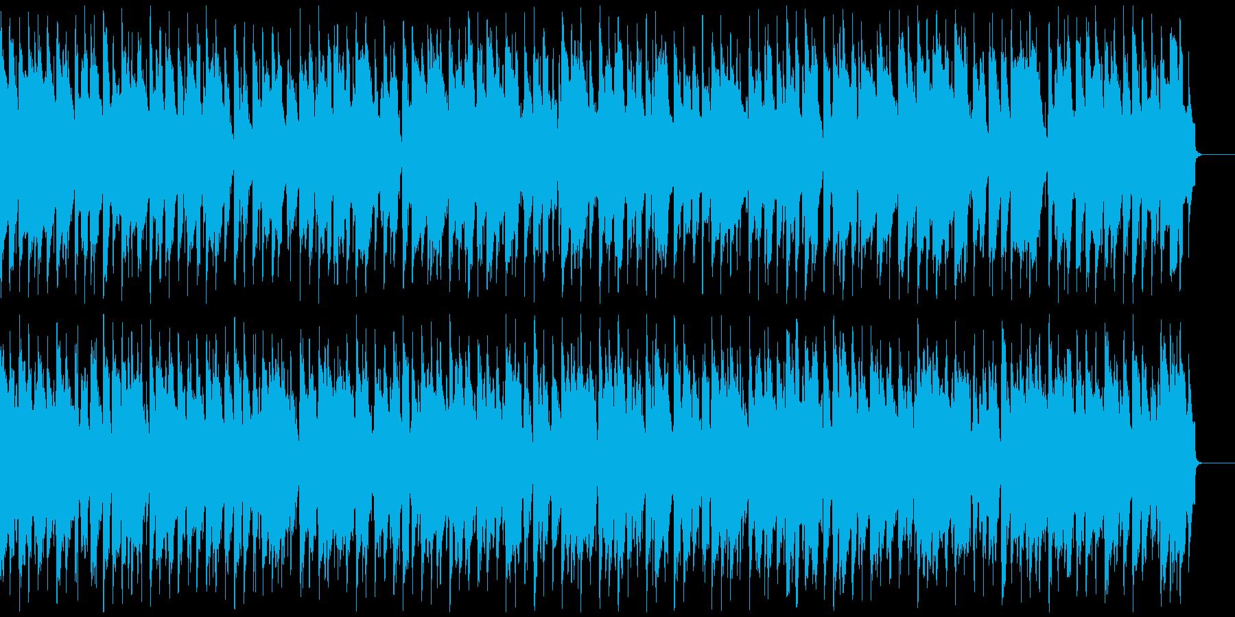 表彰式にヘンデル リコーダー リズム抜きの再生済みの波形
