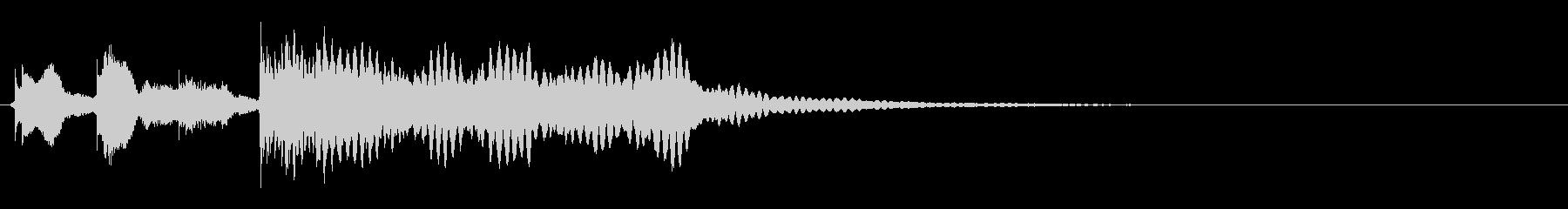 ゲーム、クイズ(不正解)_005の未再生の波形