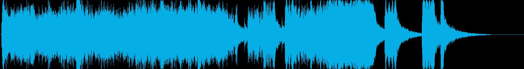 OP行進フルオーケストラの再生済みの波形
