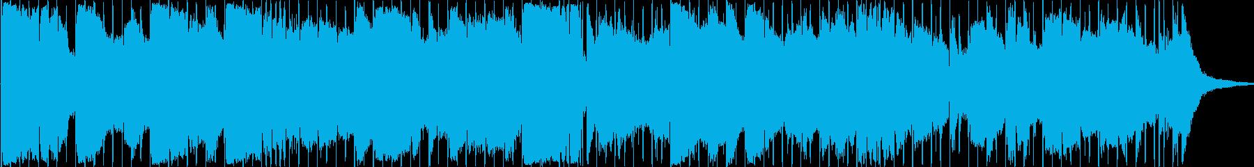 レトロRPGのオープニングをイメージし…の再生済みの波形