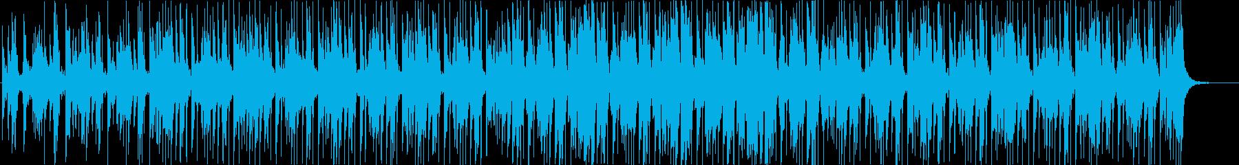アダルトでセクシーな映像に合うR&B系の再生済みの波形