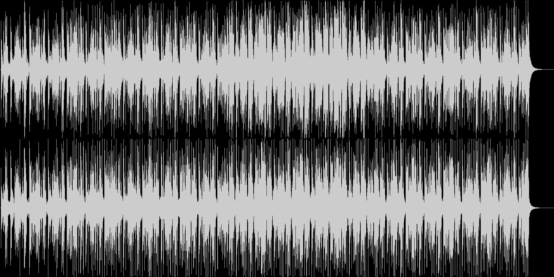 アダルトでセクシーな映像に合うR&B系の未再生の波形