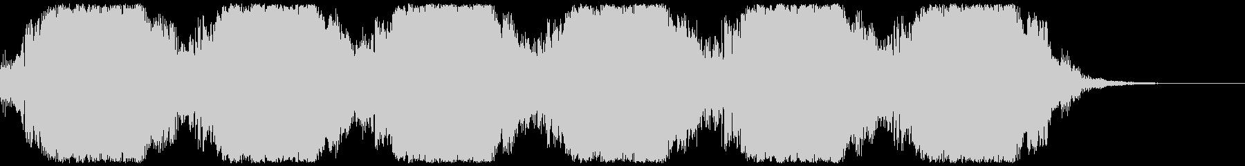 SF背景音(ブワ〜、ボワ〜)BPM120の未再生の波形