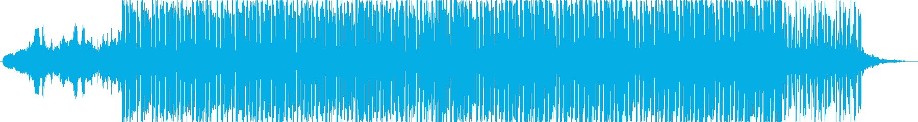 映像系に合う壮大なシンセメインHOUSEの再生済みの波形