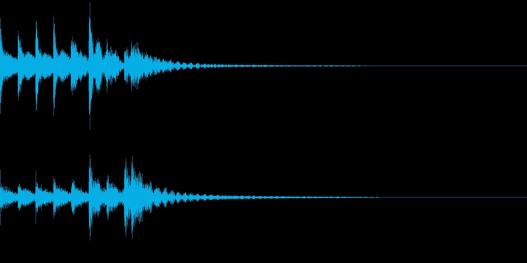 タム回し/ミッド/ドラムフィル/3の再生済みの波形