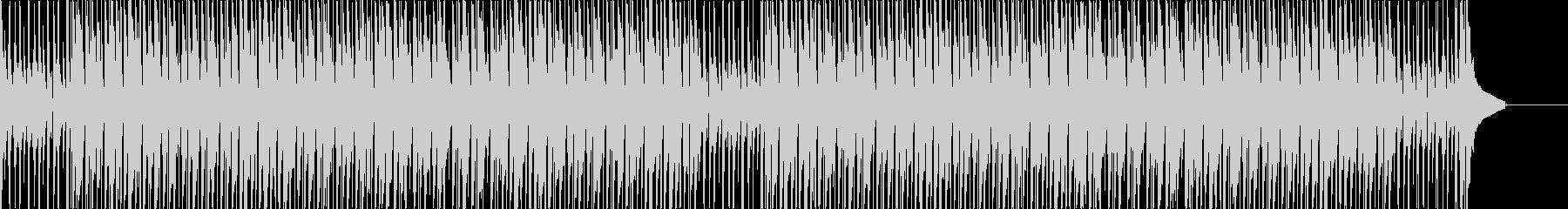 ウクレレとグロッケンの軽快で前向きな曲の未再生の波形